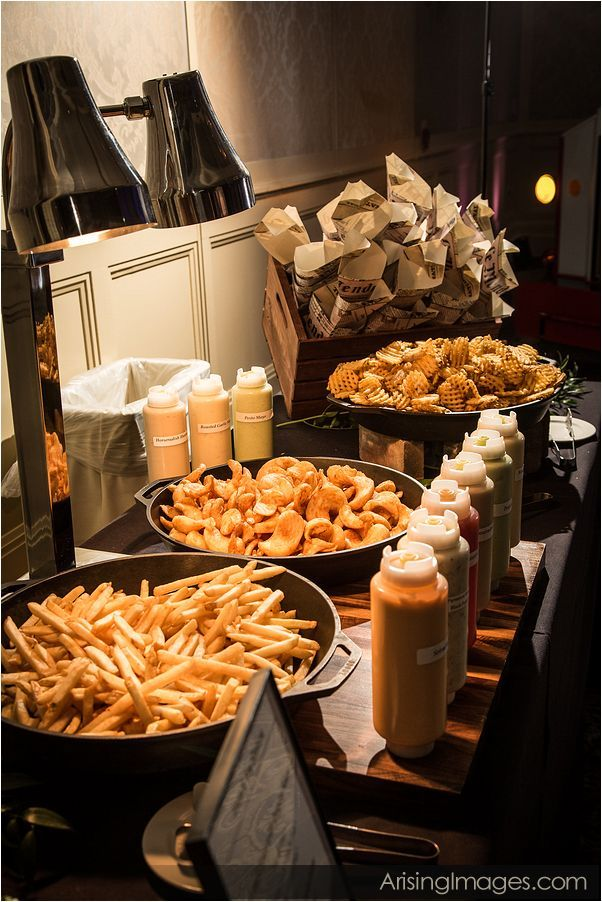 The Ultimate Bar Food Wedding | The Newport Bride