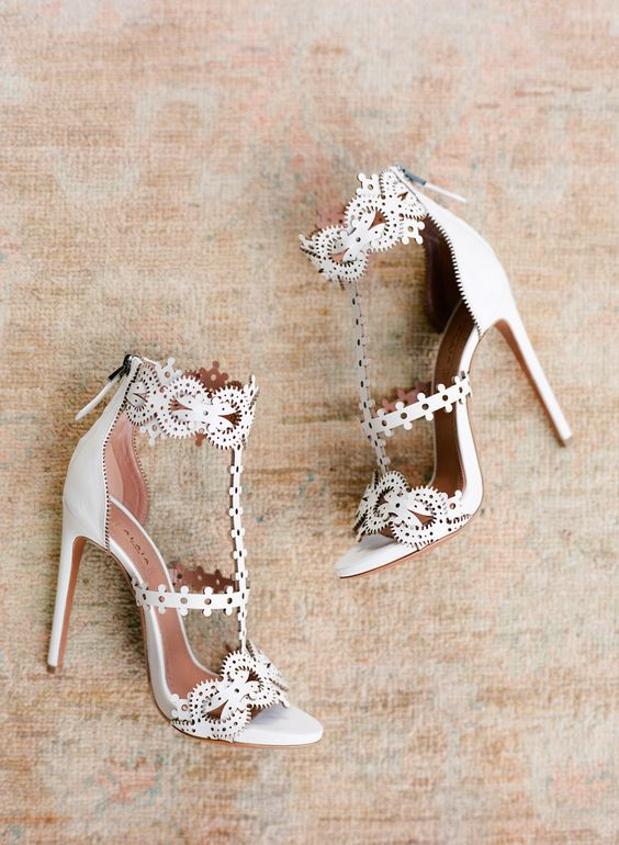 Summer Shoes | the Newport Bride