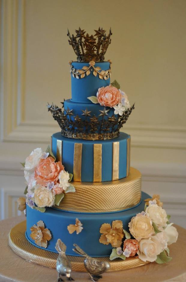 Wedding Cake Trends - Trusting your baker | The Newport Bride