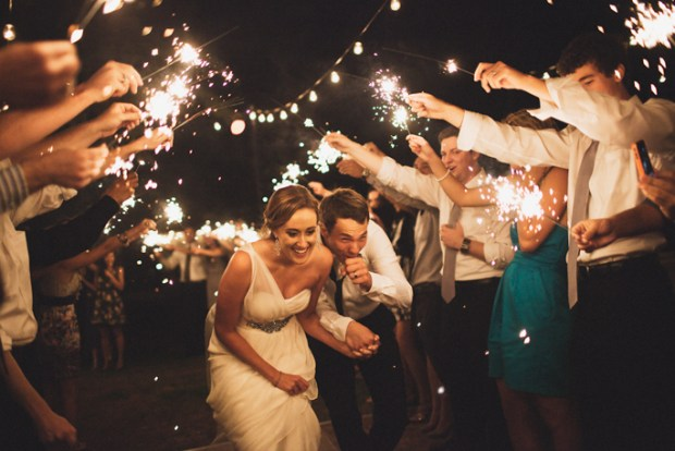 Applying the 5-Second Rule to your Big Day | The Newport Bride