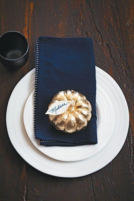 Gold, Cream, and Pumpkin | The Newport Brode