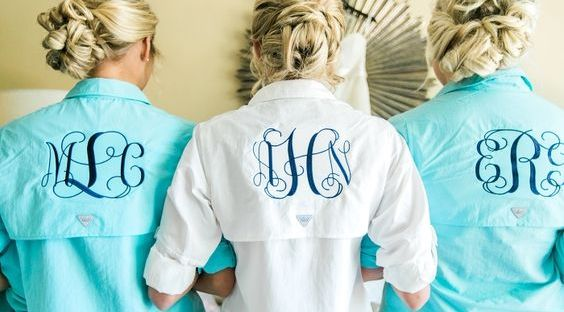 25 of the best bridesmaid gifts | The Newport Bride