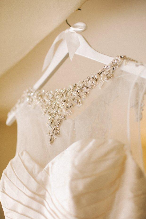 Colleen and Scott's OceanCliff Winter Wedding | The Newport Bride