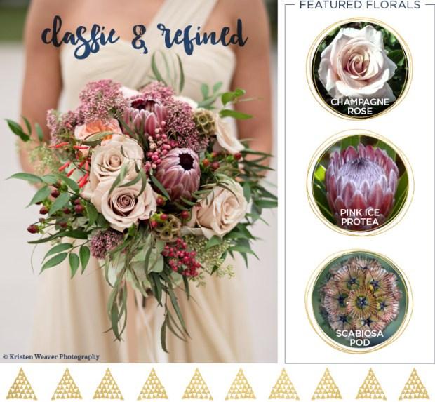 Fall Wedding Flowers | The Newport Bride