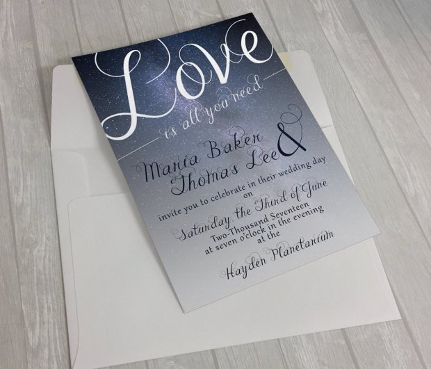 Save the Dates from Designs by Kayla on The Newport Bride's 12 Days of Christmas Giveaways