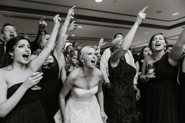 Kristin and Greg's elegant Hotel Viking Wedding