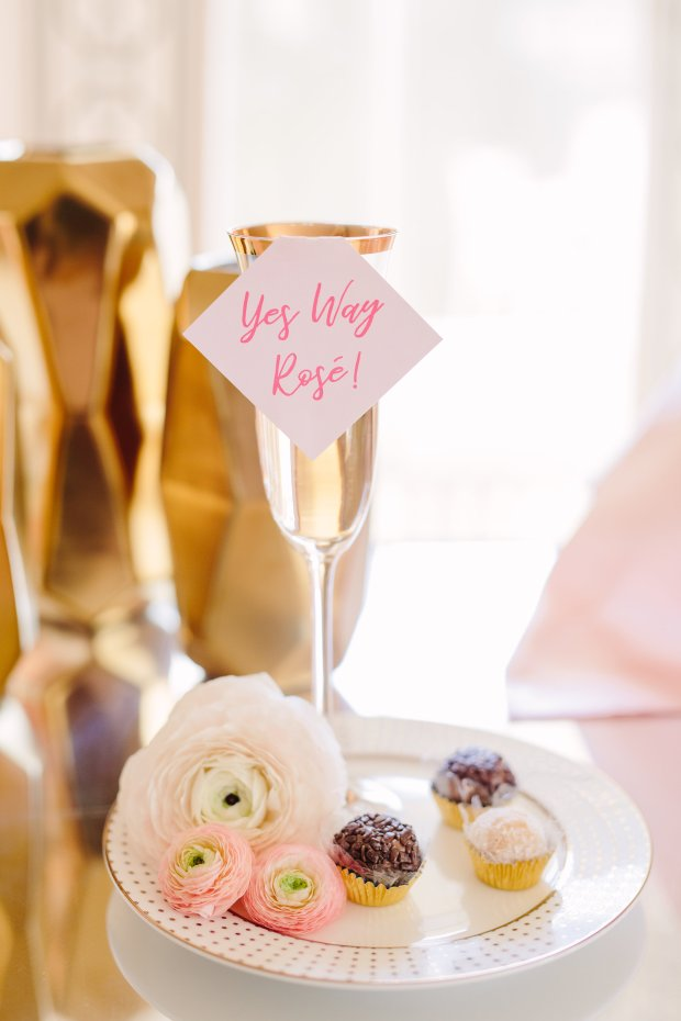 Yes Way Rose Inspiration on The Newport Bride