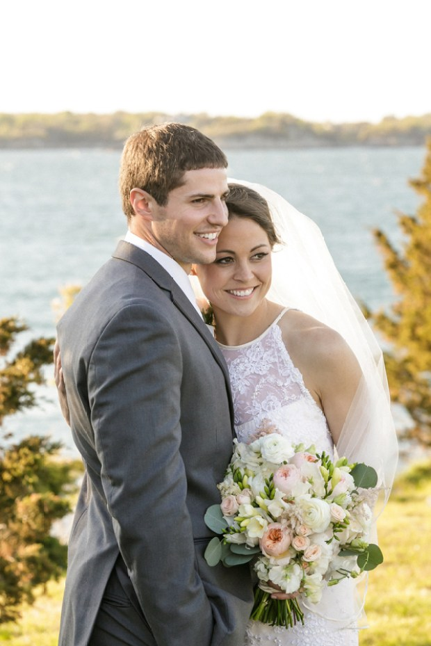 Courtney and Jeff's Castle Hill Inn Wedding on The Newport Bride Wedding Blog
