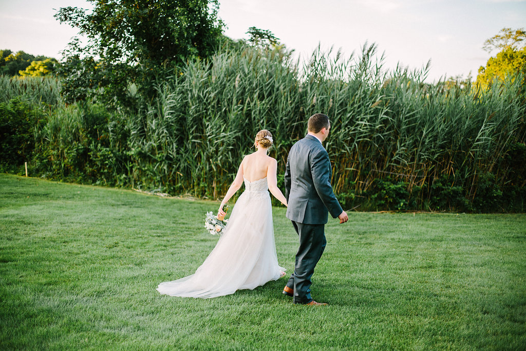 Ashley and Dan's Suculent Loving Quidnessett Country Club Wedding