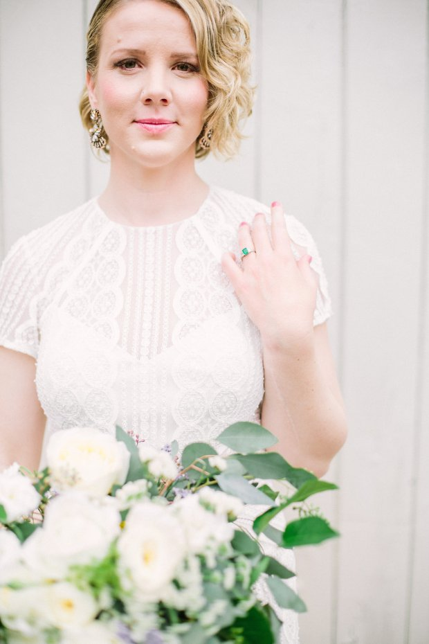 Ellen and Chris's Fall Wedding at the Narragansett Towers on The Newport Bride a Rhode Island Wedding Blog
