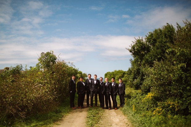 Andrea and Greg's Atlantic Inn Block Island Wedding
