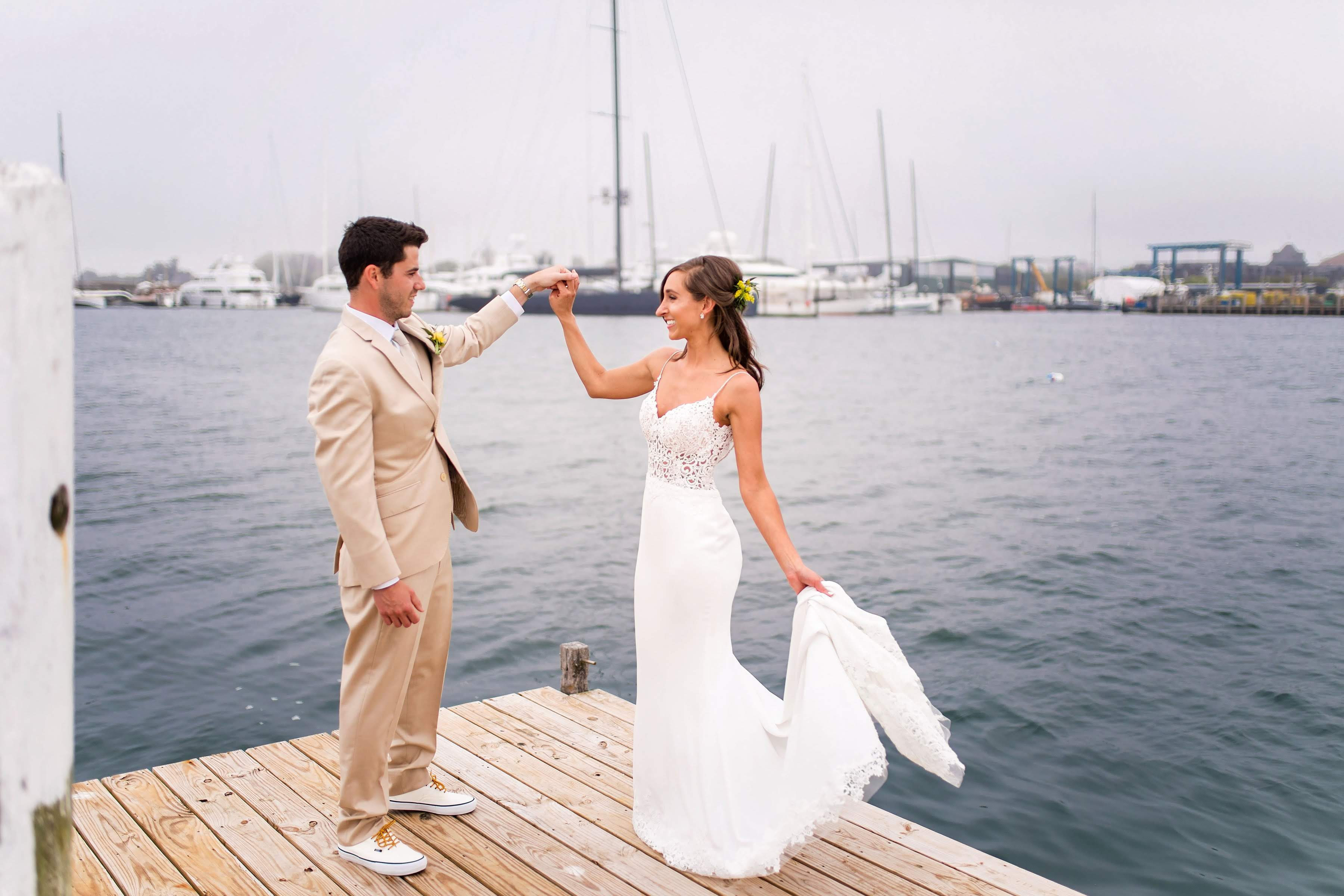 Nick and Holly's Regatta Place Wedding