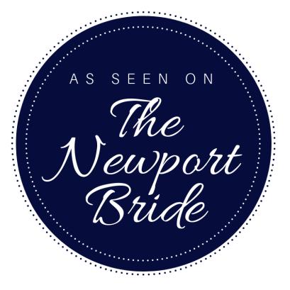 As Seen On Newport Bride Navy