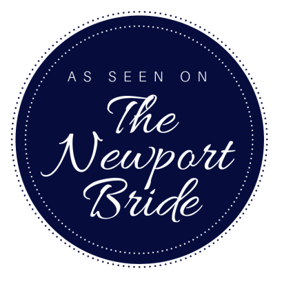 As Seen On Newport Bride Navy