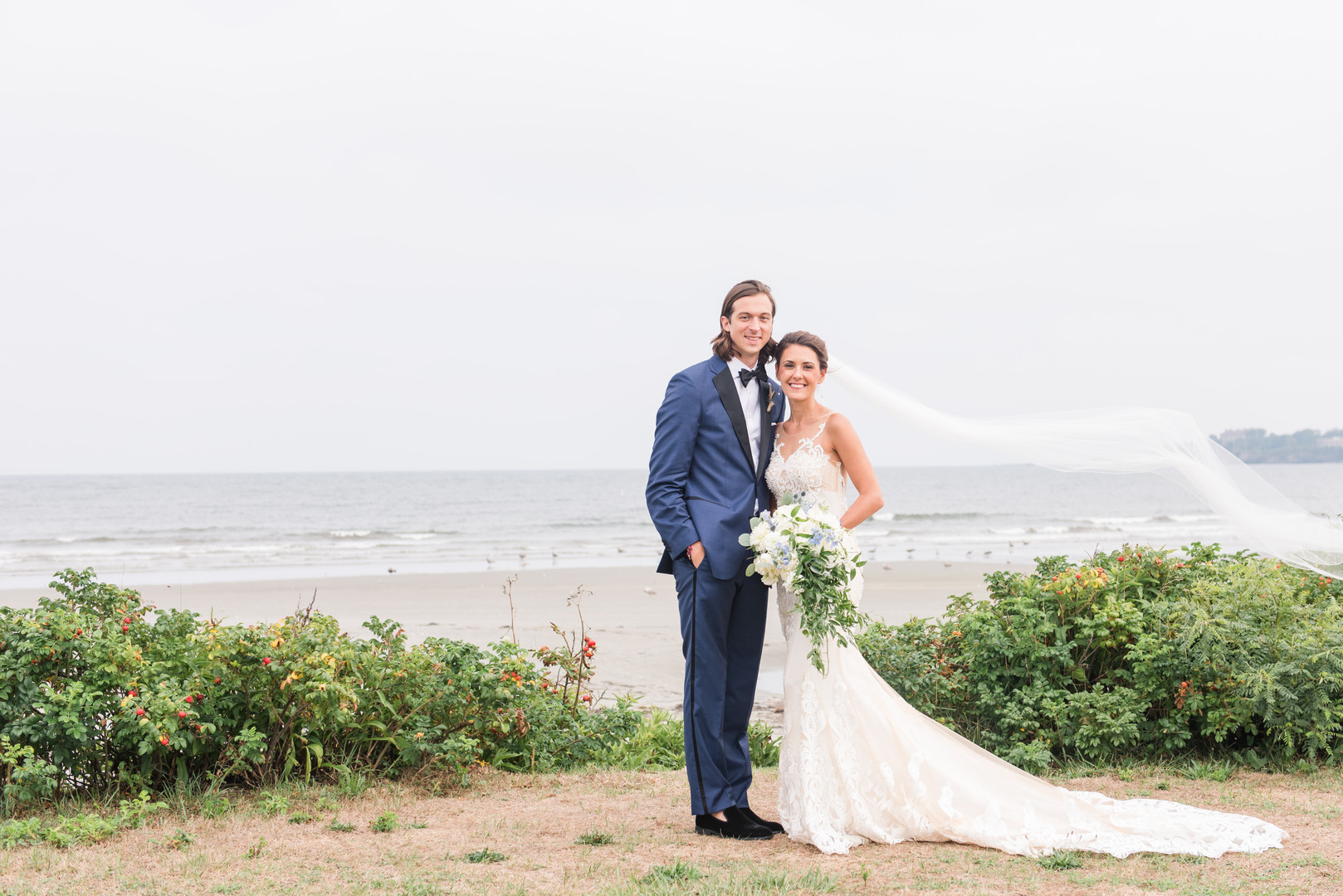 Kathryn and Justin's Newport Beach House Wedding