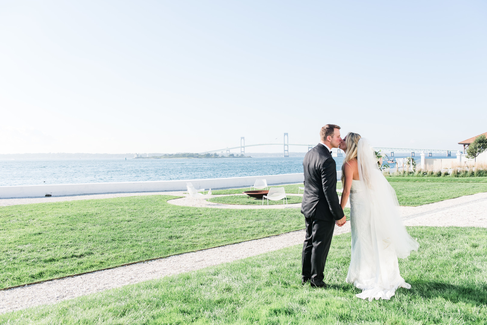 Brittany and Brandon's Belle Mer Wedding