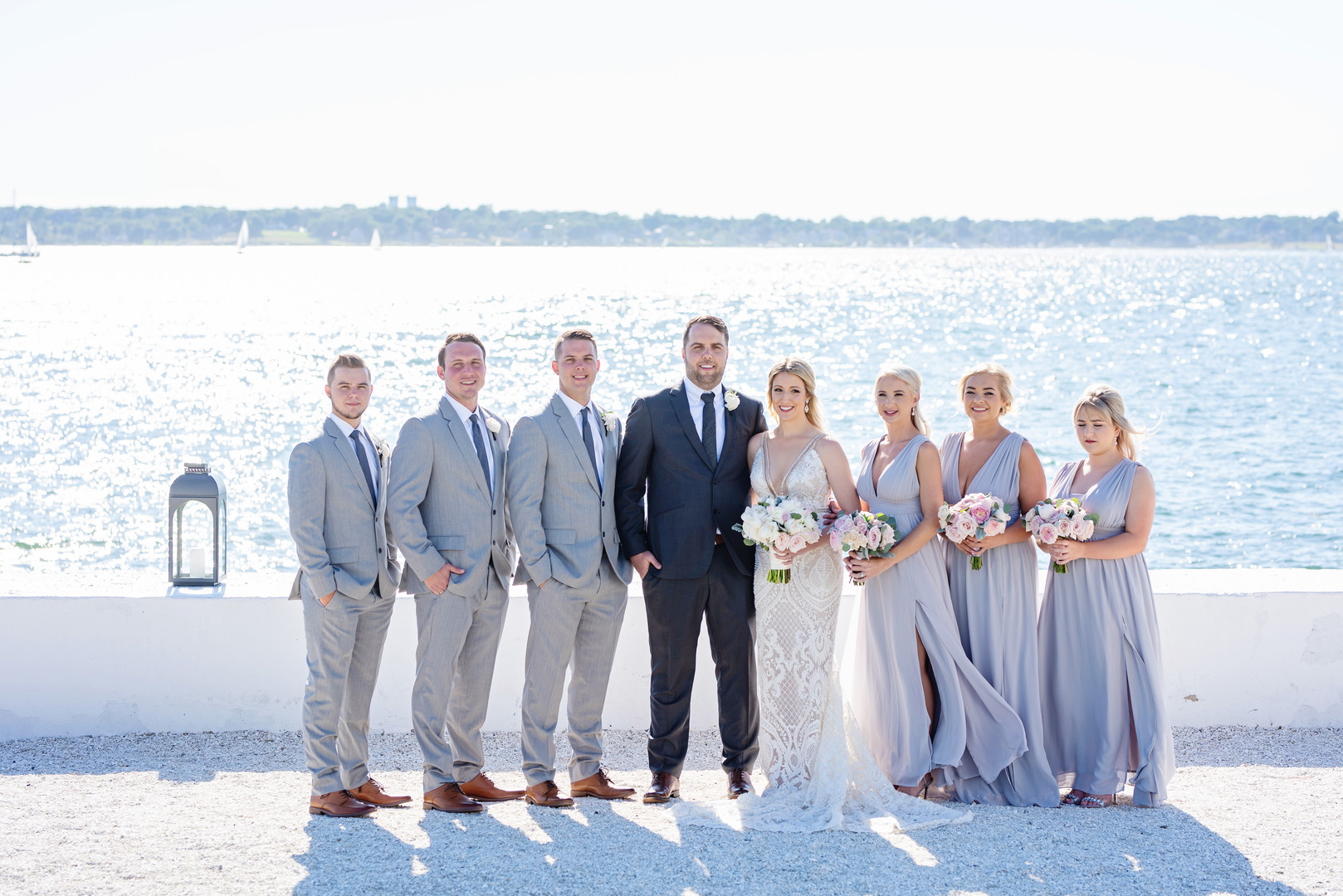 Taylor and Tyler's Belle Mer Wedding
