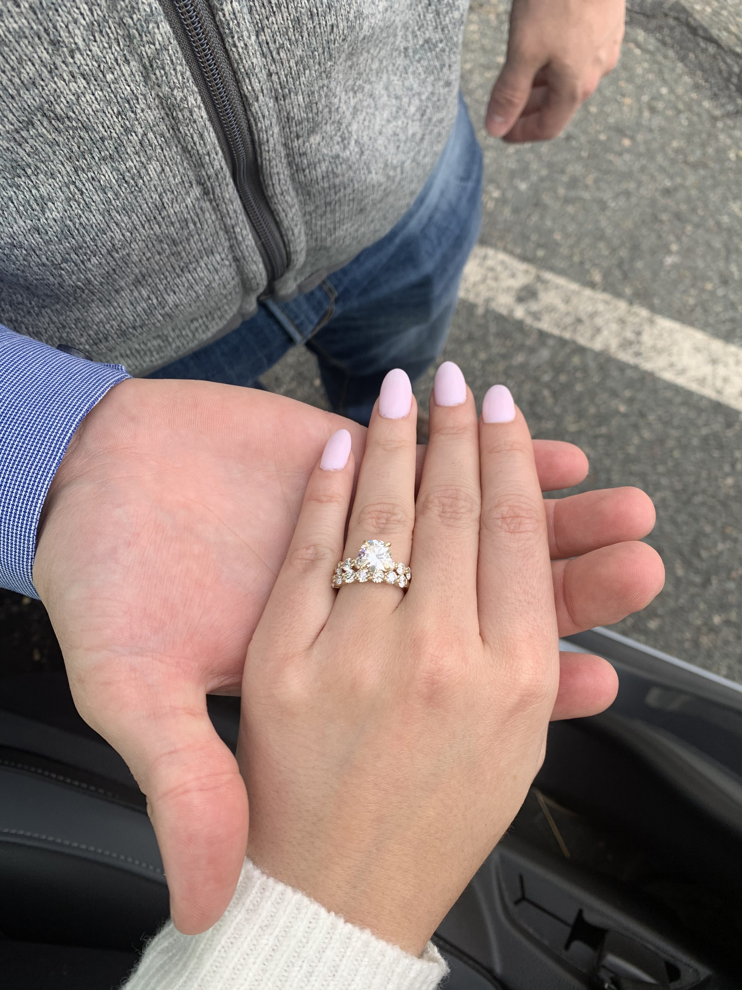 Brianna and Nick Part 2: The Groom's Side of Getting Engaged