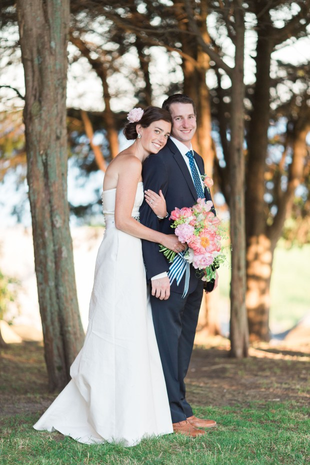 Claire and Calebs Mount Hope Farm Wedding  The Newport Bride