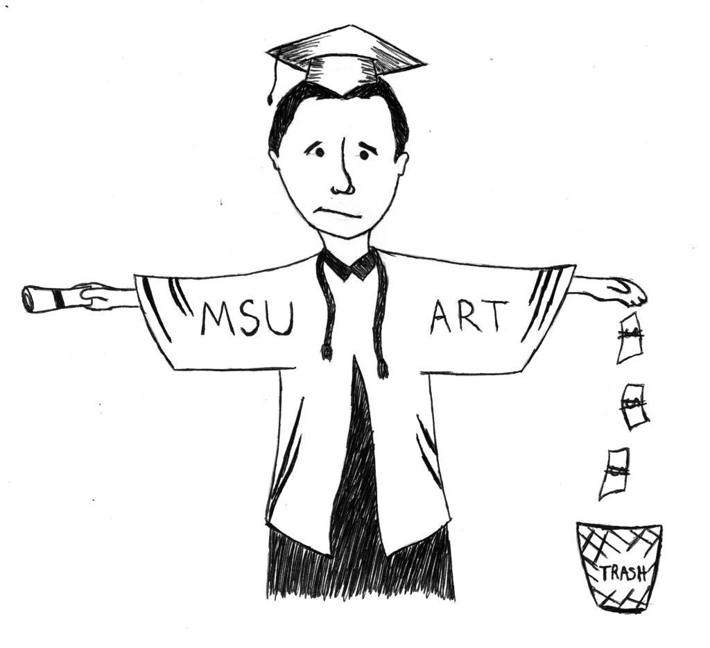 Article slamming Murray State art majors misguides