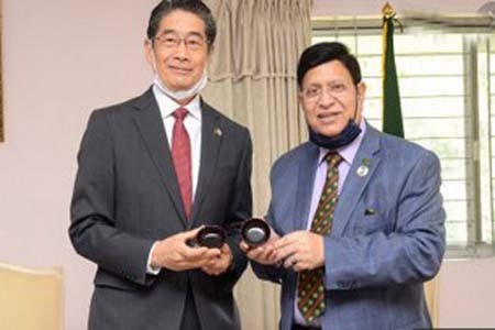 Foreign Minister Urges Japan to Assist in Rohingya