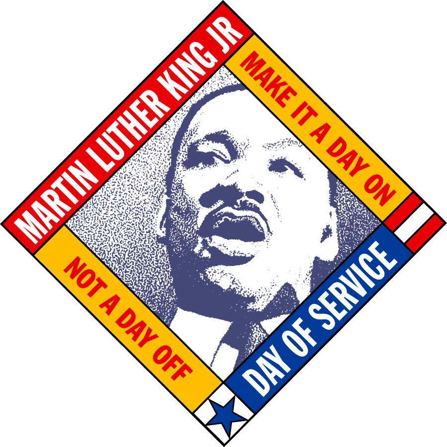 MLK Day Logo