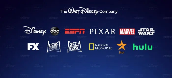 Disney plus show list