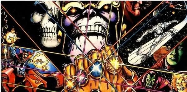 The Infinity Gauntlet marvel weapons