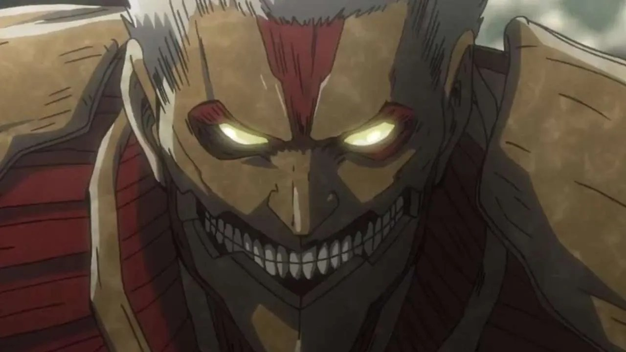 Attack On The Titans: The Armored Titan Powers And ...