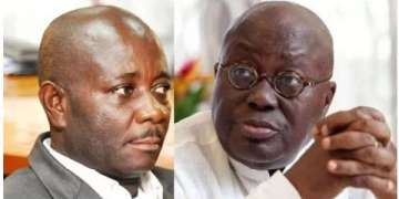 Odike considers stepping aside for Akufo-Addo