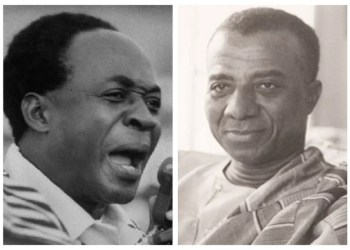 How the rivalry between Ghana's Nkrumah and Togo's Olympio killed the dream of a united Africa