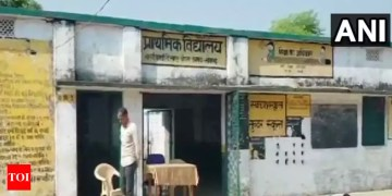 India Today: Another school meal shocker: One litre milk for 81 children in UP