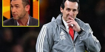 Arsenal legend Martin Keown says the Premier League giants are heading towards relegation under Unai Emery