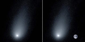 Fox news today: Interstellar comet Borisov spotted in new image, has 'ghostly' appearance
