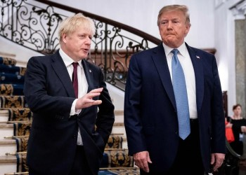 Latest News: Boris Johnson to Donald Trump: Keep out of UK election politics – New York Post