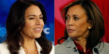 Fox news today: Harris' aides believe Gabbard attacks accelerated 2020 woes: report