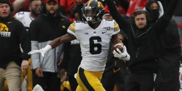 Latest Sports News: College football scores, top 25 rankings, Friday schedule, NCAA games today: Iowa survives scare from Nebraska – CBSSports.com