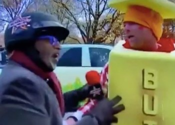 Latest in Music Macy's Thanksgiving Day Parade's 'Butter Man', Who Was Playfully Shoved by Al Roker, Speaks Out – PopCulture.com