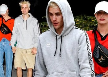Latest in Music Justin Bieber and Hailey Baldwin look tanned and relaxed as they head out in Miami holding hands – Daily Mail