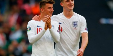Latest Sports News: Declan Rice says he will 'smash' Mason Mount if he has to as best friends prepare to face off in Chelsea vs We