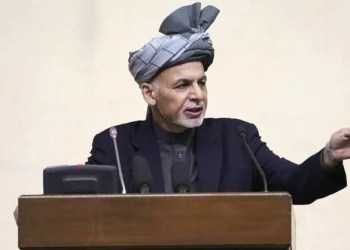 President Ashraf Ghani said the release of the fighters was very hard decision he had to make in the interest of the Afghan people