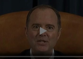 Schiff ends impeachment hearing insisting he doesn't know whistleblower