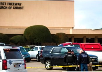 A report published late on Sunday night identified the man who allegedly used a firearm on Sunday to stop an armed attacker at West Freeway Church of Christ in Texas as 71-year-old Jack Wilson.