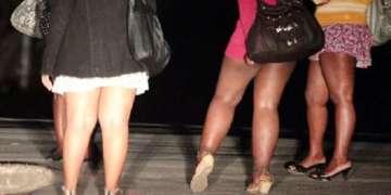 3 Nigerian prostitutes arrested, 3 Nigerian prostitutes arrested, quarantined in Salaga over covid-19