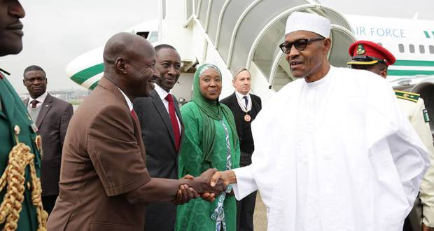 EFCC rubbishes U.S. Report indicting it of shielding corrupt officials in Buhari's government