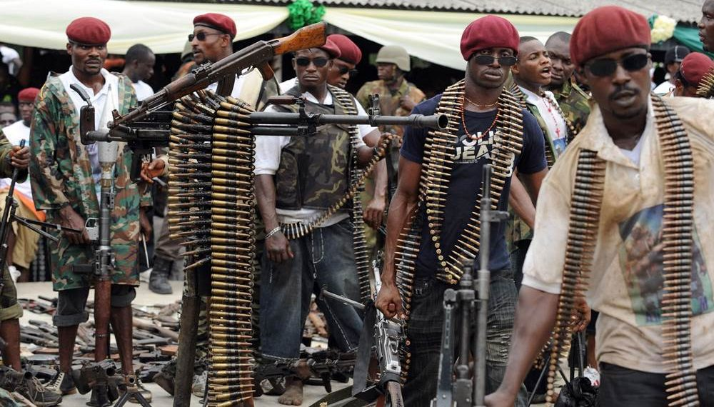 Niger Delta Avengers return, launches 'Operation Humble' to cripple economy into permanent recession