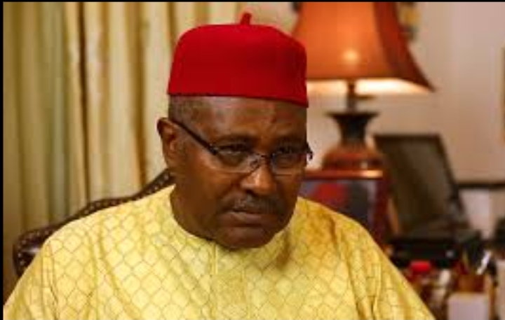 BREAKING: Ex-Military Governor of Rivers, Anthony Ukpo is dead