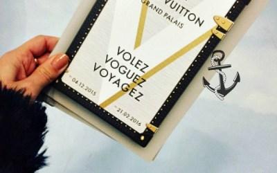 Voyage dans le temps avec Louis Vuitton