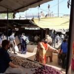 ग्वालियर एसपी नवनीत भसीन की रणनीति से सब्जी मंडी में भीड़ छंटी