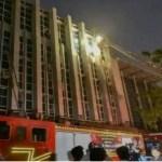 अहमदाबाद : COVID-19 अस्पताल में आग लगने से 8 मरीजों की मौत